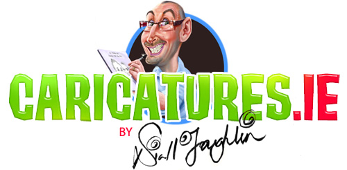 Niall O'Loughlin – Wedding Caricature Artist
