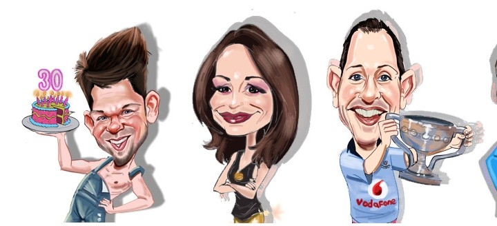 Order a Caricature Online