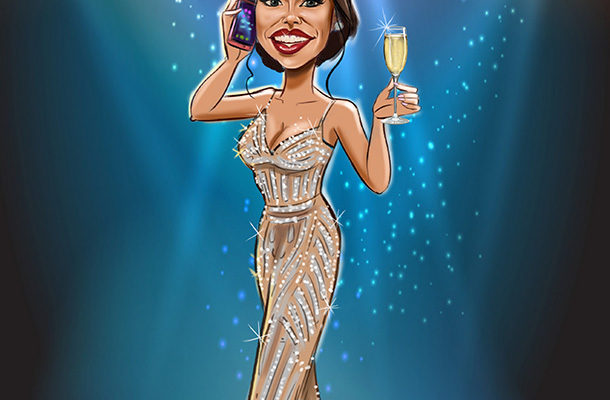 gift personalized caricatures