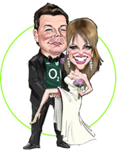 wedding-caricature-invite-ireland