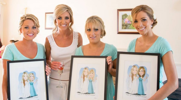 unusual bridesmaid gifts