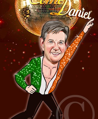 Daniel O'Donnell Strictly Come Dancing