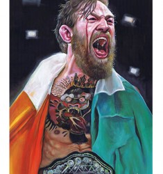 Conor mcGregor prints now available