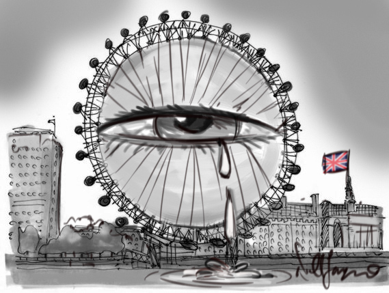 Thoughts going out to everyone in London in the wake of the recent terror attack