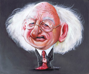 michael-d-higgins-caricature