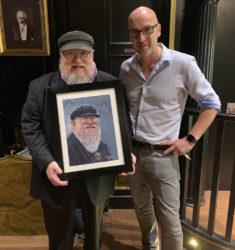 Game of Thrones writer Geroge RR Martin
